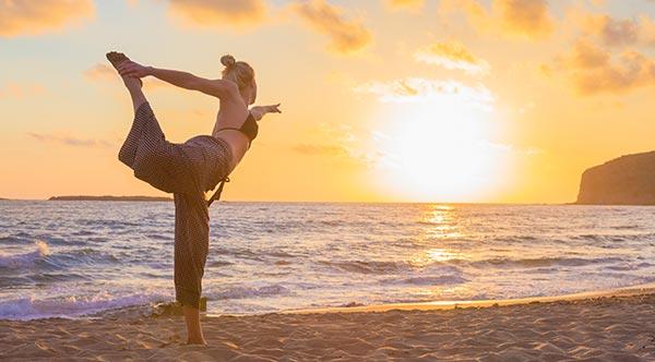 Vinyasa Yoga «équilibre & inversion» avec Amie