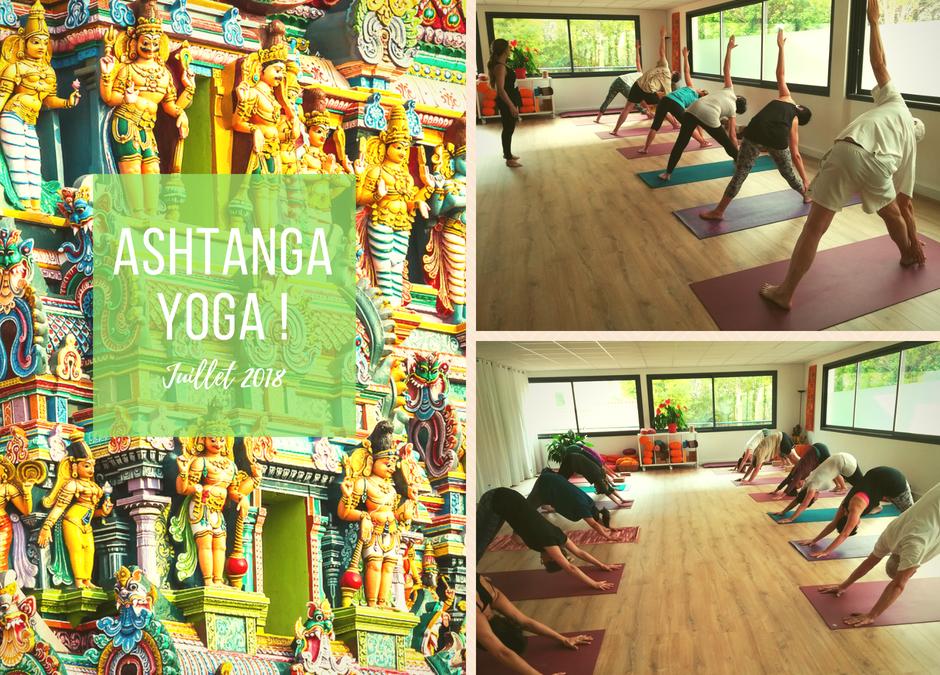 Ashtanga Yoga Traditionnel