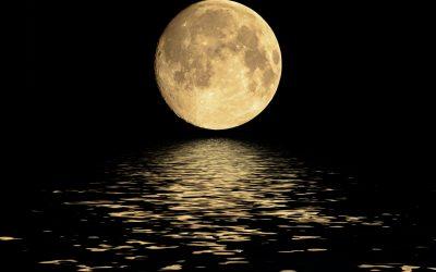 Dévotion à la lune