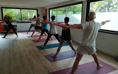 Ashtnagha Yoga : 1ère série dirigée