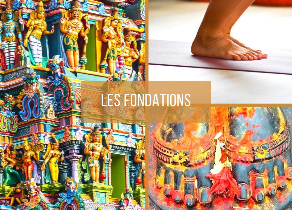 Fondations du ashtanga vinyasa yoga