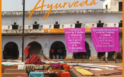 Initiation et approfondissement à l' Ayurvéda
